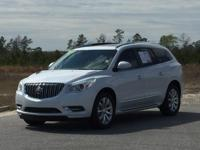 Options:  2017 Buick Enclave We Recently Got In. This