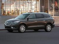 2017 Buick Premium Group FWD. Enclave  Options:  3.16