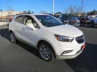 This almost new Buick Encore was used in our service
