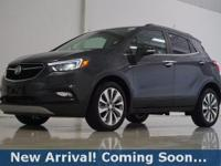 2017 Buick Encore Essence in Ebony Twilight Metallic,