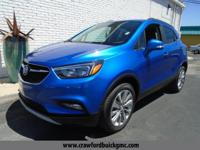 Check out this 2017 Buick Encore Preferred II. Its