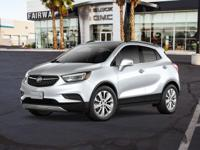 Boasts 33 Highway MPG and 25 City MPG! This Buick