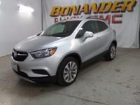 Look at this 2017 Buick Encore Preferred. Its Automatic