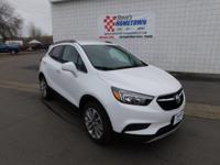 Delivers 33 Highway MPG and 25 City MPG! This Buick