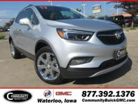 The+new+2017+Buick+Encore+in+Waterloo%2C+IA+answers+the