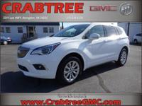 Options:  2017 Buick Envision Essence|Awd Essence 4Dr
