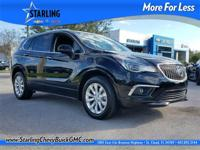 2017 Buick Envision Essence, ONE OWNER, CLEAN CARFAX,