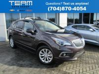 2017 Buick Envision Essence FREE Car-Washes for Life,
