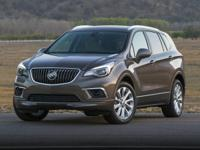 2017 Buick Essence Envision  Options:  3.50 Final Drive