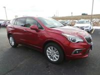 This is the new 2017 Buick Envision Preferred Group FWD