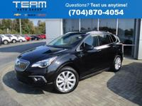 **TEAM CERTIFIED BUICK CPO VEHICLE**, Brand New Vehicle