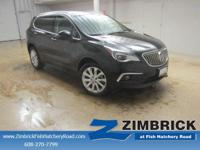 Options:  2017 Buick Envision Awd 4Dr Premium I|4