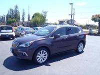 CARFAX One-Owner. 2017 Buick Envision Premium II
