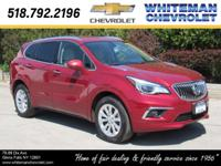 Reward yourself with our 2017 Buick Envision Essence
