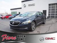 CARFAX 1-Owner, Buick Certified, Excellent Condition.