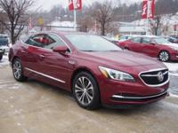ESSENCE COLLECTION ~ BUICK FACTORY CERTIFIED WARRANTY ~