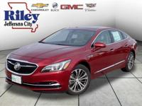 Riley Red Tag Sale! Crimson Red 2017 Buick LaCrosse