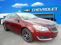 $3,295 off MSRP! 2017 Buick Regal Sport Touring Crimson