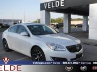 White Frost Tricoat 2017 Buick Regal **ANOTHER VELDE