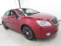 2017 Buick Verano Sport Touring Crystal Red Tintcoat