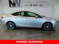 *POWER SUNROOF,AUDIO SYSTEM WITH NAVIGATION,BUICK