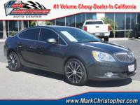 CARFAX 1-Owner, Buick Certified. EPA 31 MPG Hwy/21 MPG