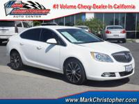 Buick Certified, CARFAX 1-Owner. PRICE DROP FROM