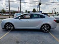 Options:  2017 Buick Verano Sport Touring 4Dr