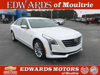 **2017 Cadillac CT6 Luxury**One Owner**Local Trade**Low