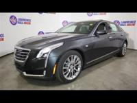 Priced below KBB Fair Purchase Price! 2017 Cadillac CT6