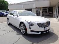 Recent Arrival! This Platinum CT6 had a sticker price