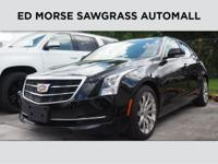 CARFAX 1-Owner, Cadillac Certified. Luxury RWD trim.