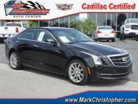 Cadillac Certified. Nav System, Heated Leather Seats,