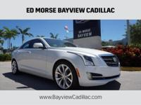 Options:  2017 Cadillac Ats Premium|3.6L Premium Luxury