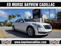 Options:  2017 Cadillac Ct6 Standard|2.0T 4Dr Sedan|* 2