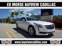 Options:  2017 Cadillac Ct6 Luxury 2.0T Luxury 4Dr
