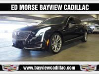 Options:  2017 Cadillac Ct6 3.0 Twin Turbo Platinum Awd