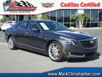 Cadillac Certified, CARFAX 1-Owner, ONLY 11,193 Miles!