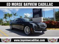 Options:  2017 Cadillac Ct6 3.6L Premium Luxury|Awd