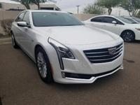 Recent Arrival! Clean CARFAX. 2017 Cadillac CT6 Hybrid
