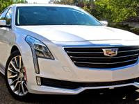 The 2017 Cadillac CT6 elevates to the top of the