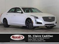 This CADILLAC won't be on the lot long! It comes