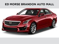 Looking for a clean, well-cared for 2017 Cadillac CTS