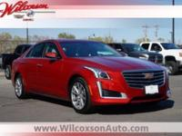 SAVE AT THE PUMP!!! 29 MPG Hwy* Cadillac vehicles are