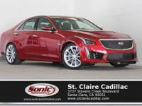 What a great deal on this 2017 CADILLAC! You'll be