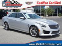 Cadillac Certified, ONLY 999 Miles! NAV, Heated/Cooled