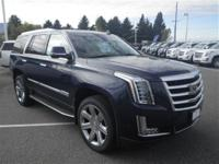 2017 Cadillac Escalade This pampered SUV, with its