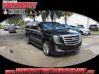 **HAGGLE FREE PRICING** Black Raven 2017 Cadillac