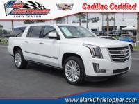 REDUCED FROM $92,000! Cadillac Certified, CARFAX
