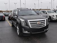 Options:  Cadillac Cue Information And Media Control